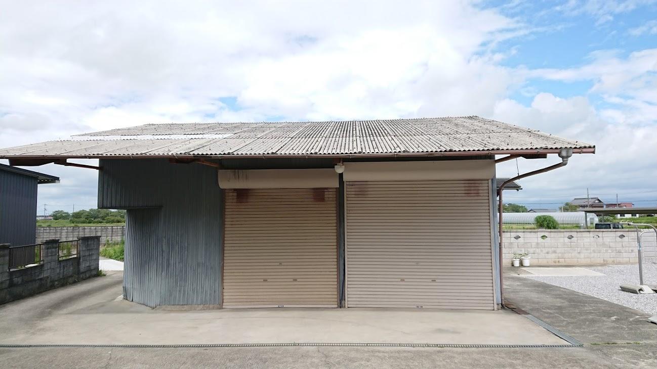 倉庫・外壁・屋根張替え