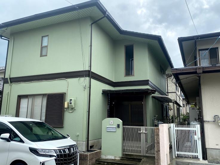 イワタニ近畿様・外壁塗装工事