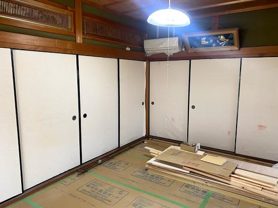 甲賀市リフォーム工事